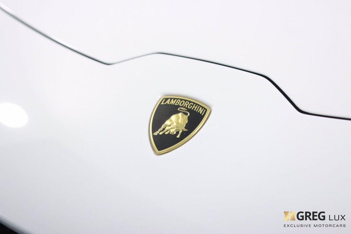 2018 Lamborghini Huracan LP580-2S #8