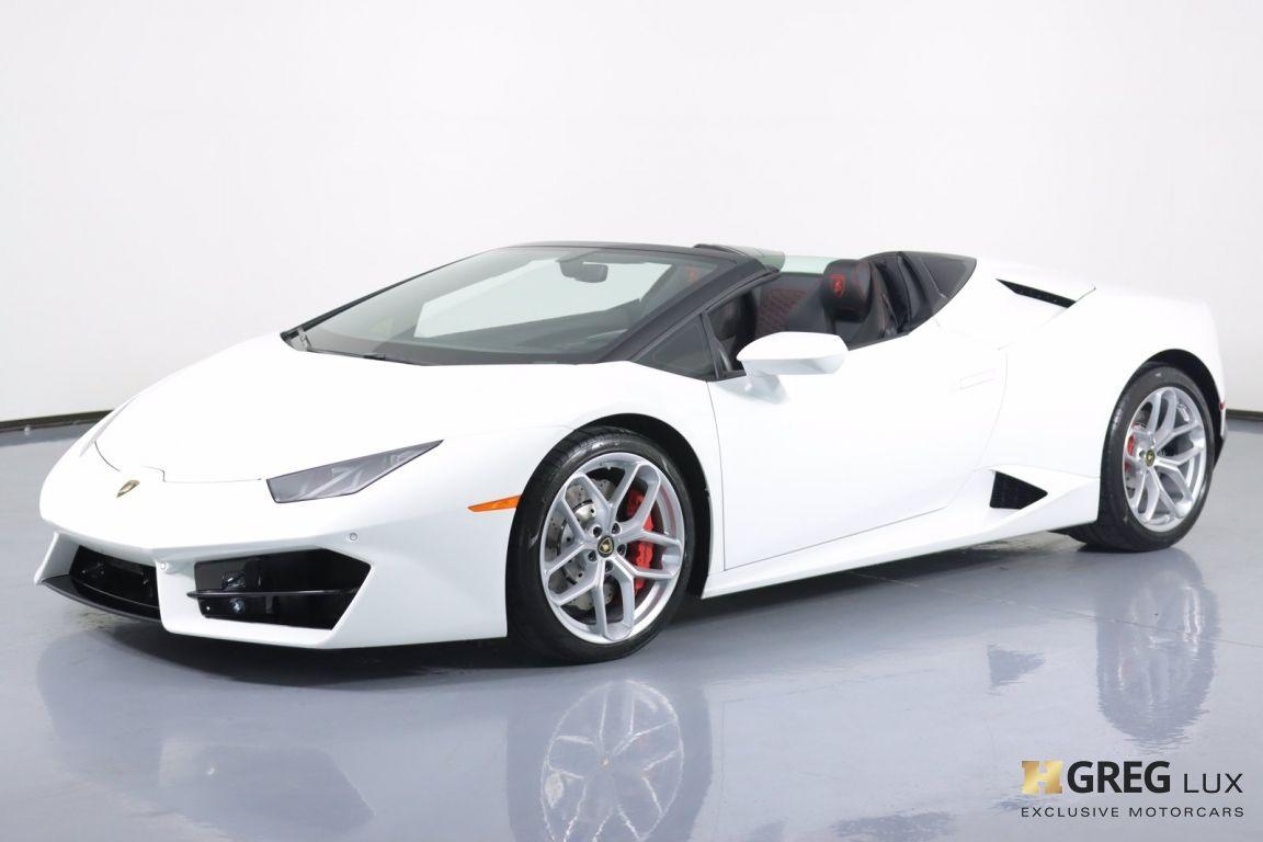 2018 Lamborghini Huracan LP580-2S #28