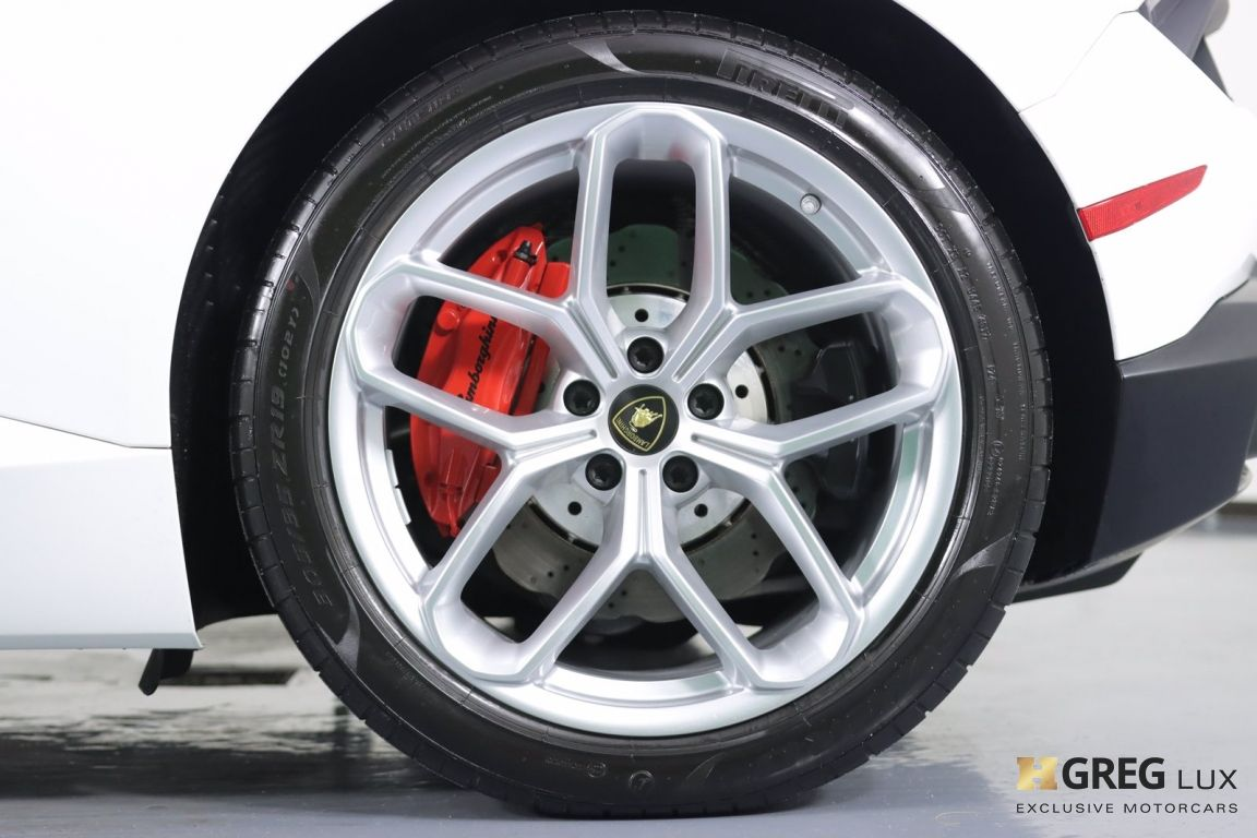 2018 Lamborghini Huracan LP580-2S #27