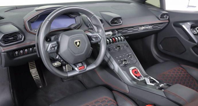 2018 Lamborghini Huracan LP580-2S #1