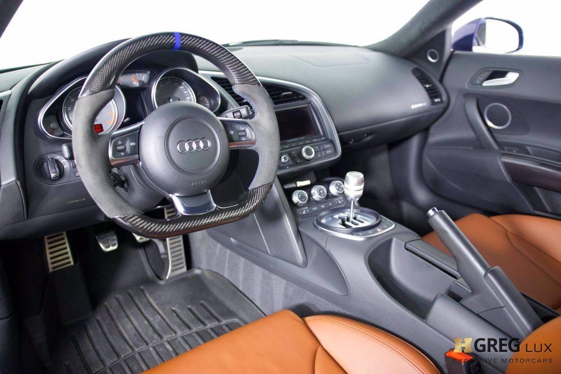 2008 Audi R8 4.2 #1