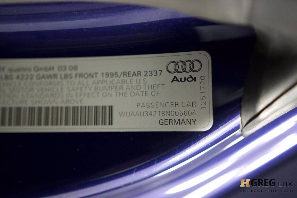 2008 Audi R8 4.2 #35