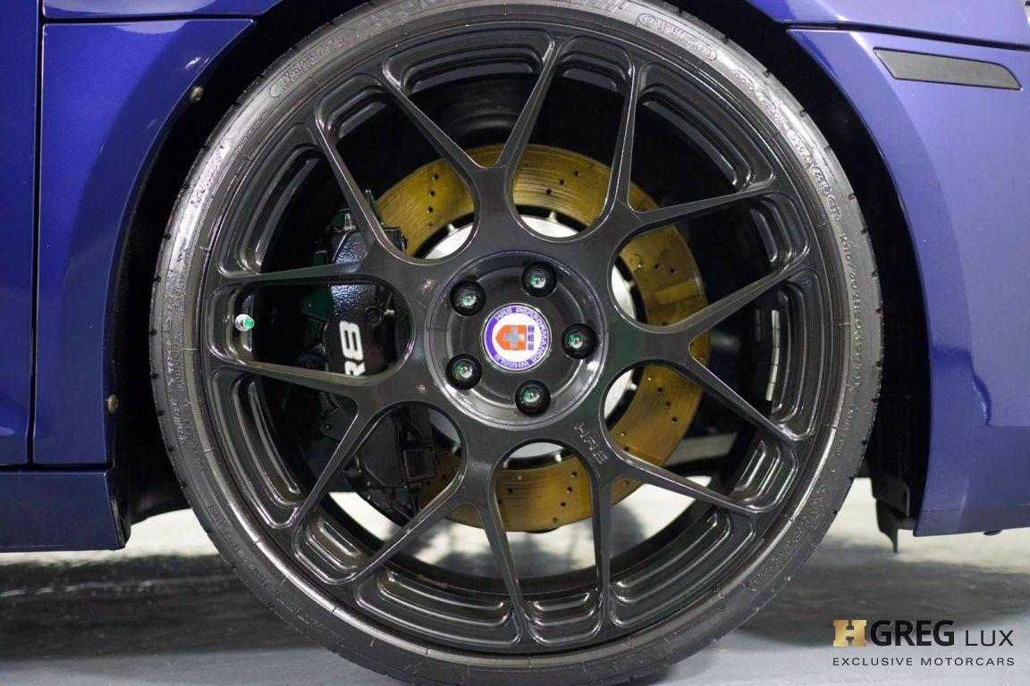 2008 Audi R8 4.2 #12