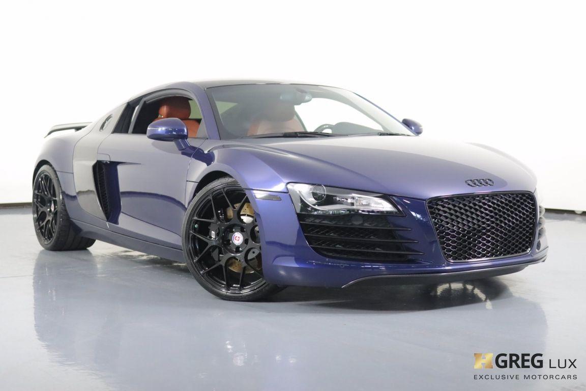 2008 Audi R8 4.2 #26