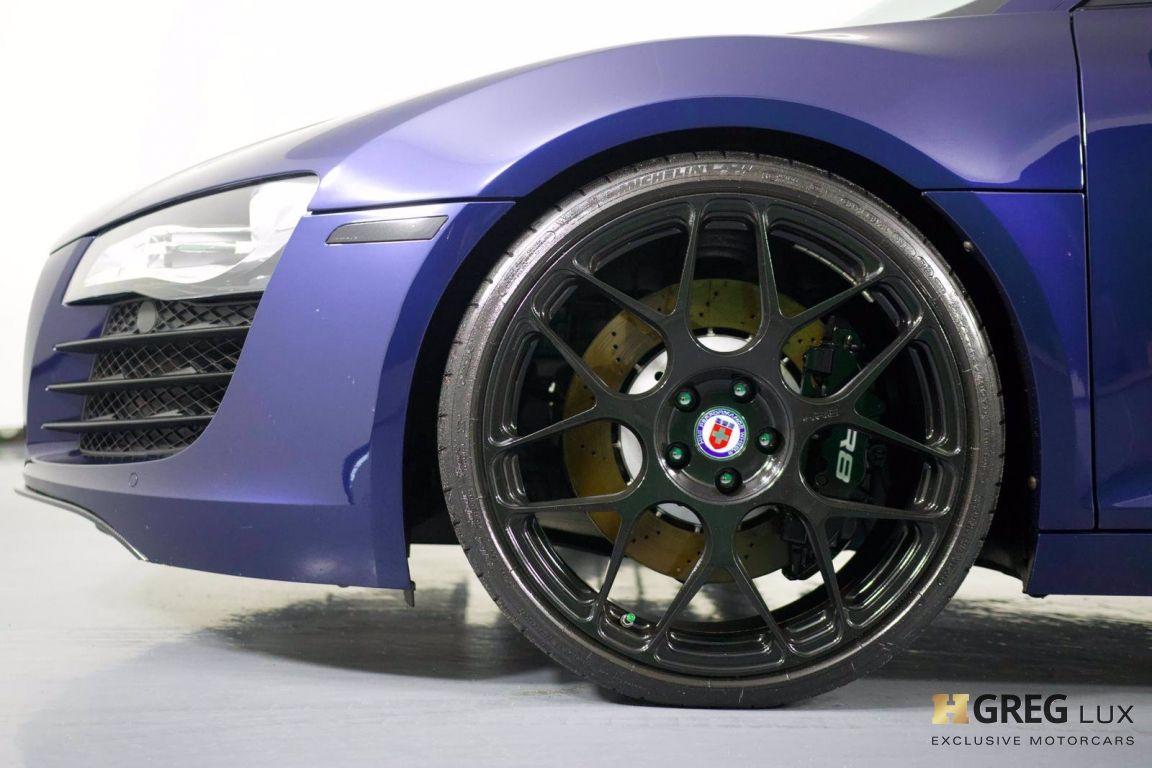 2008 Audi R8 4.2 #22