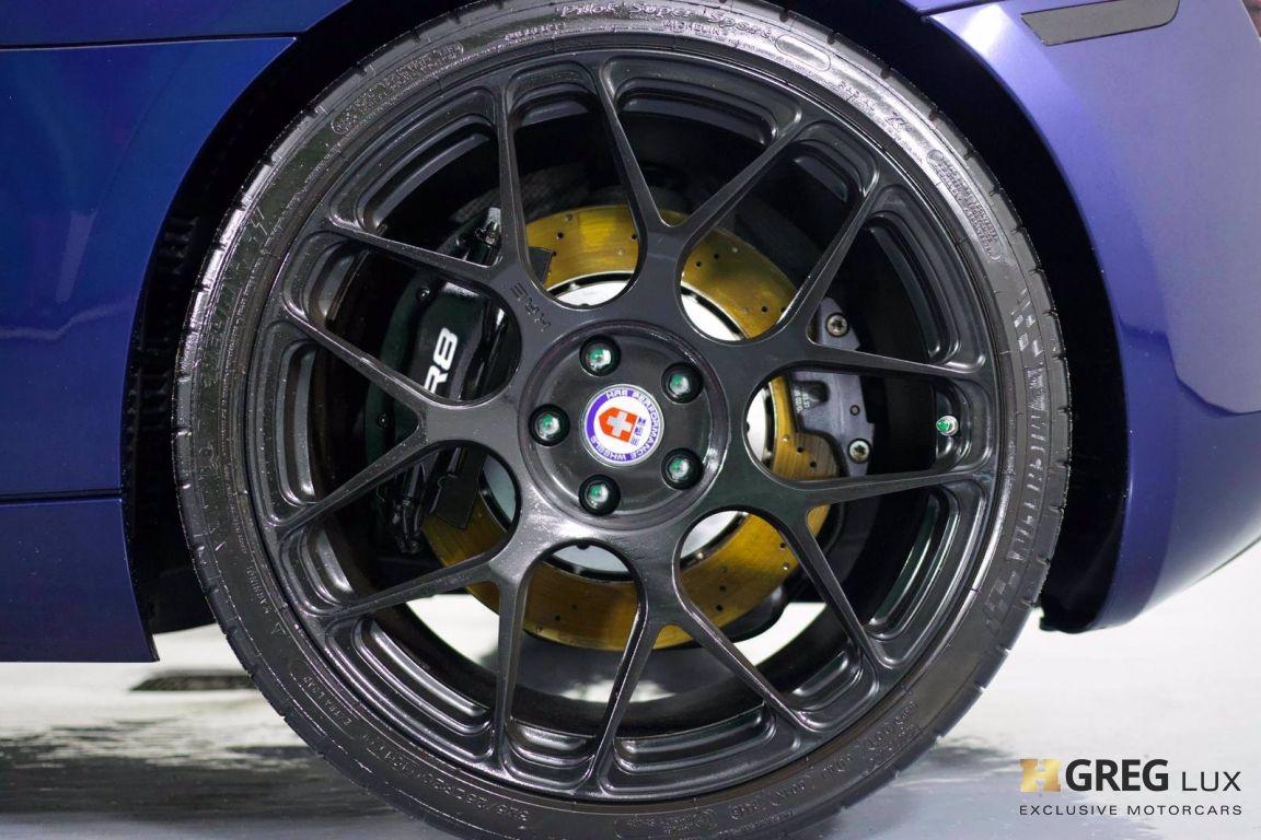 2008 Audi R8 4.2 #25