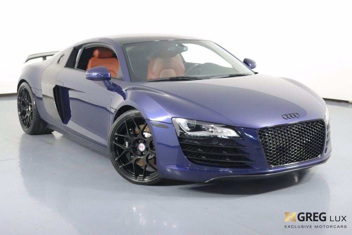 2008 Audi R8 4.2 #0