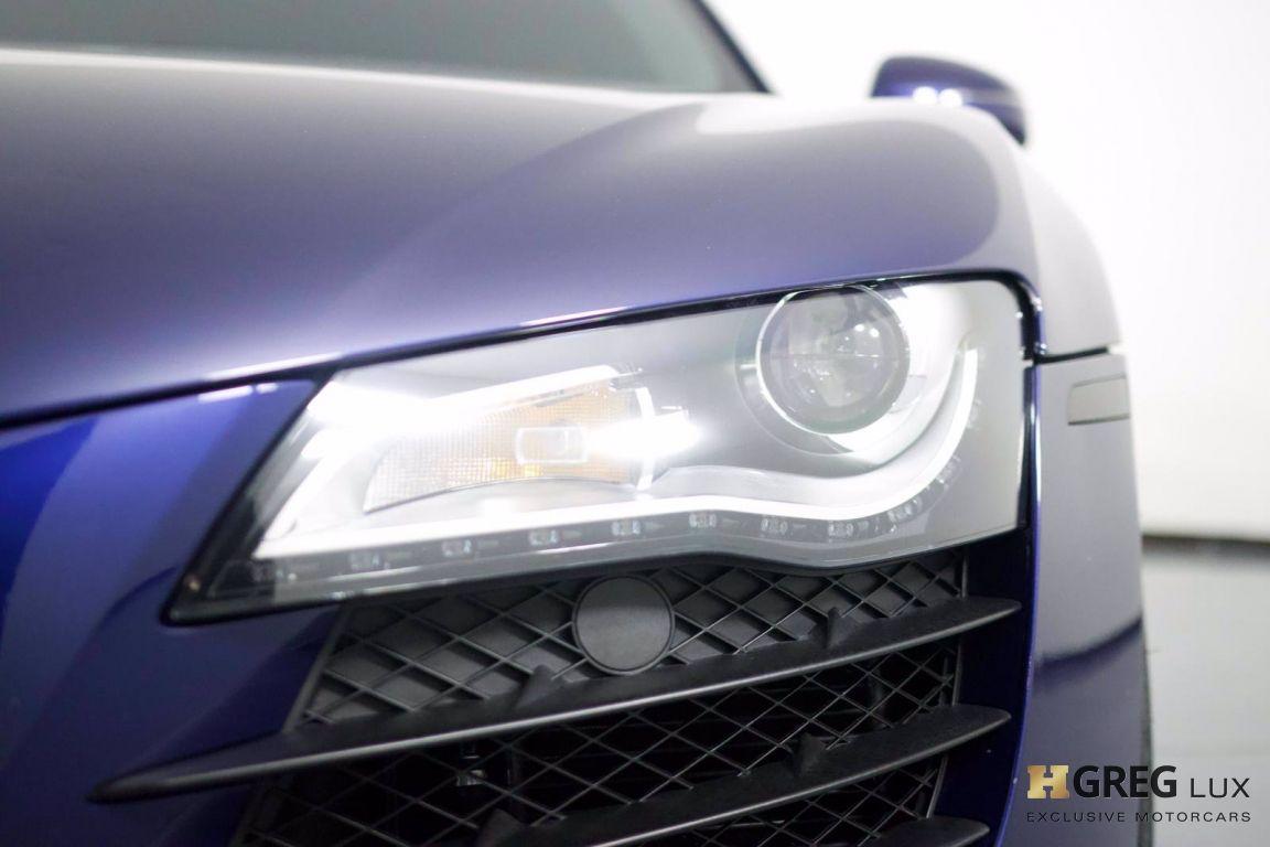 2008 Audi R8 4.2 #5