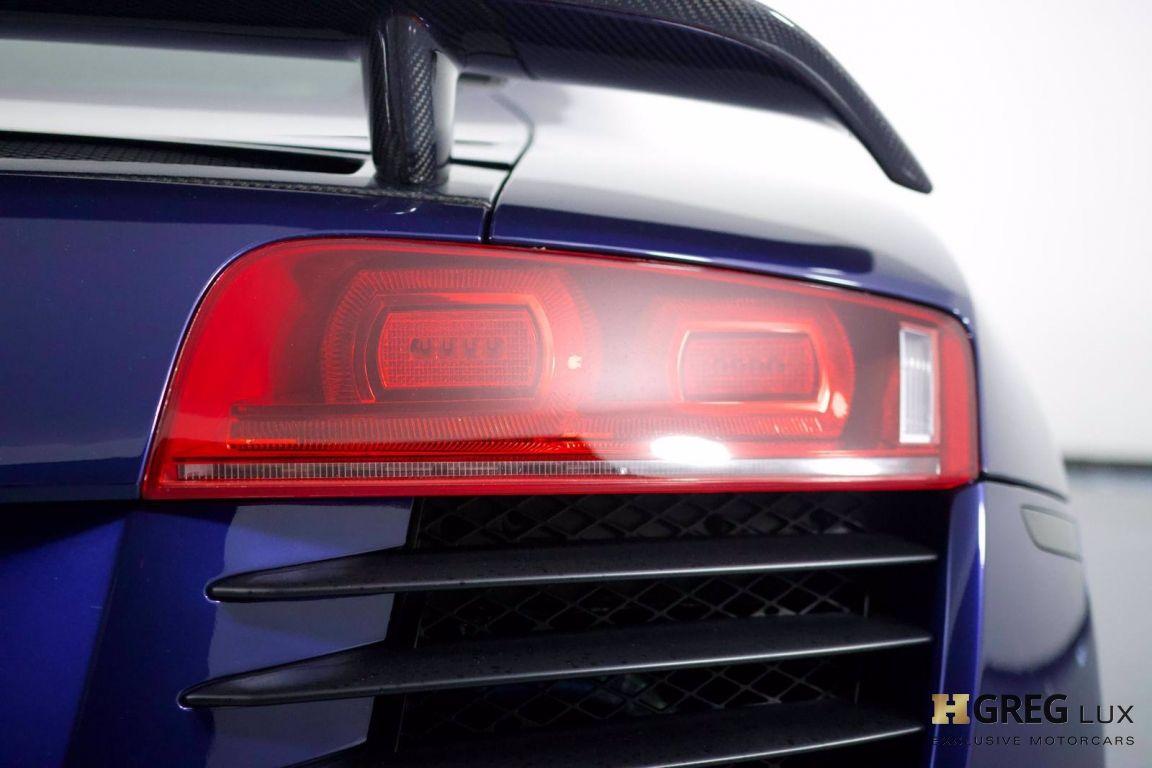 2008 Audi R8 4.2 #18