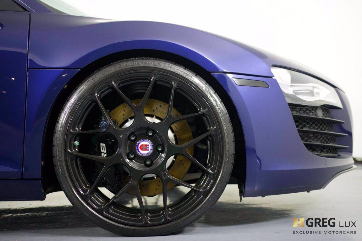 2008 Audi R8 4.2 #11