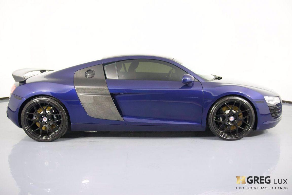 2008 Audi R8 4.2 #10