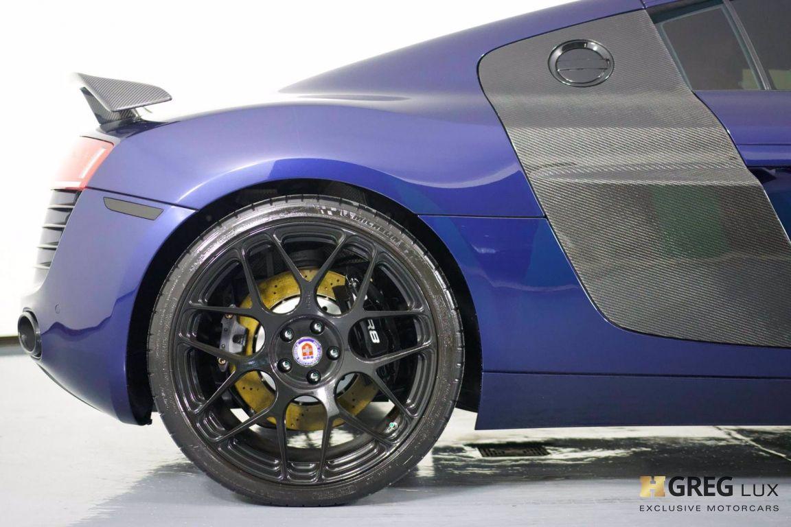 2008 Audi R8 4.2 #13