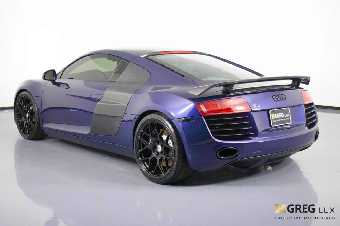 2008 Audi R8 4.2 #20