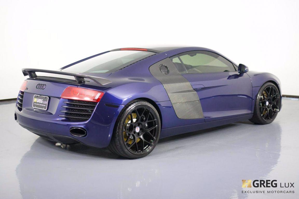 2008 Audi R8 4.2 #15