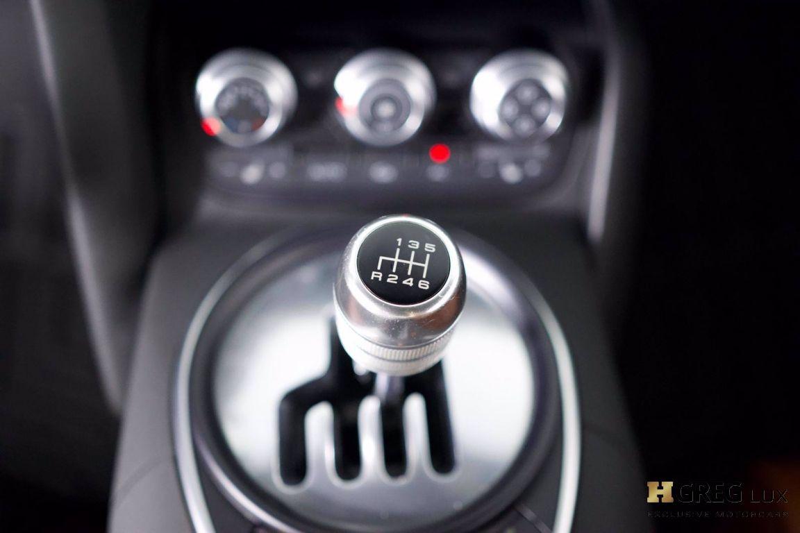2008 Audi R8 4.2 #40