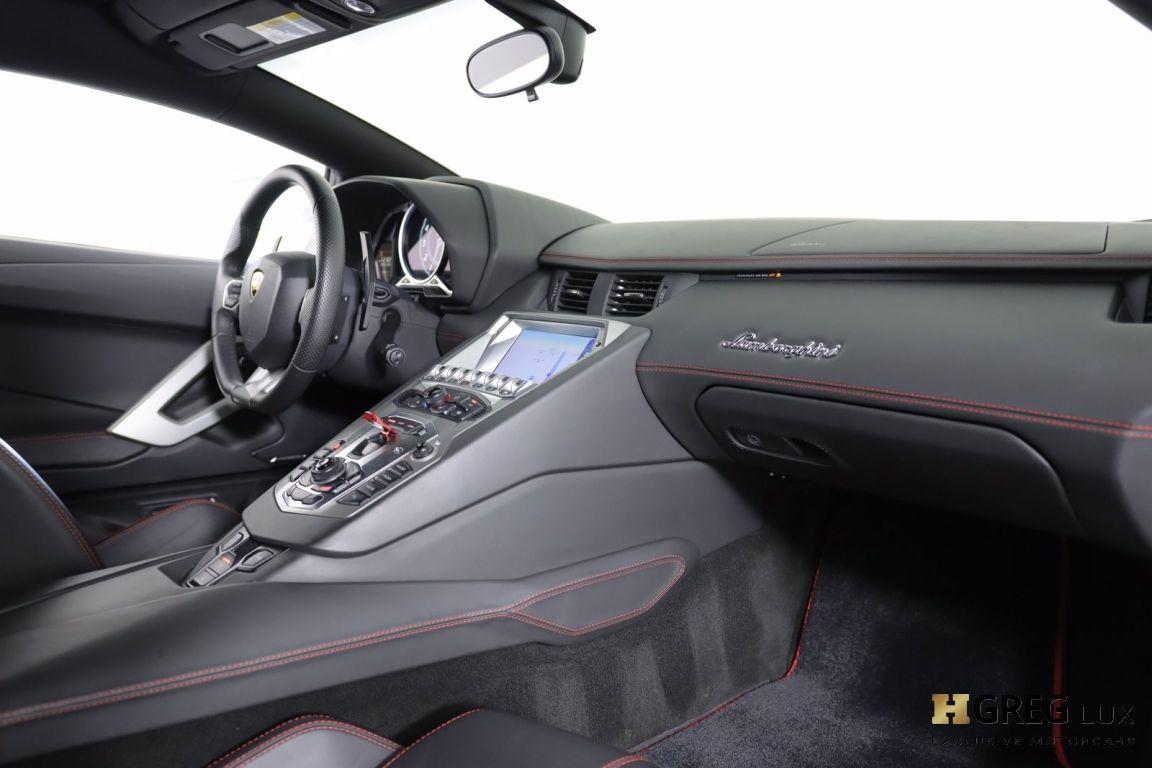 2015 Lamborghini Aventador  #29
