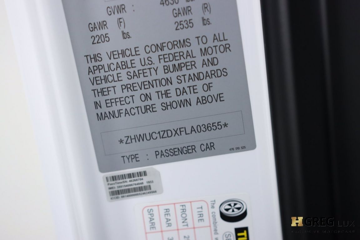 2015 Lamborghini Aventador  #46