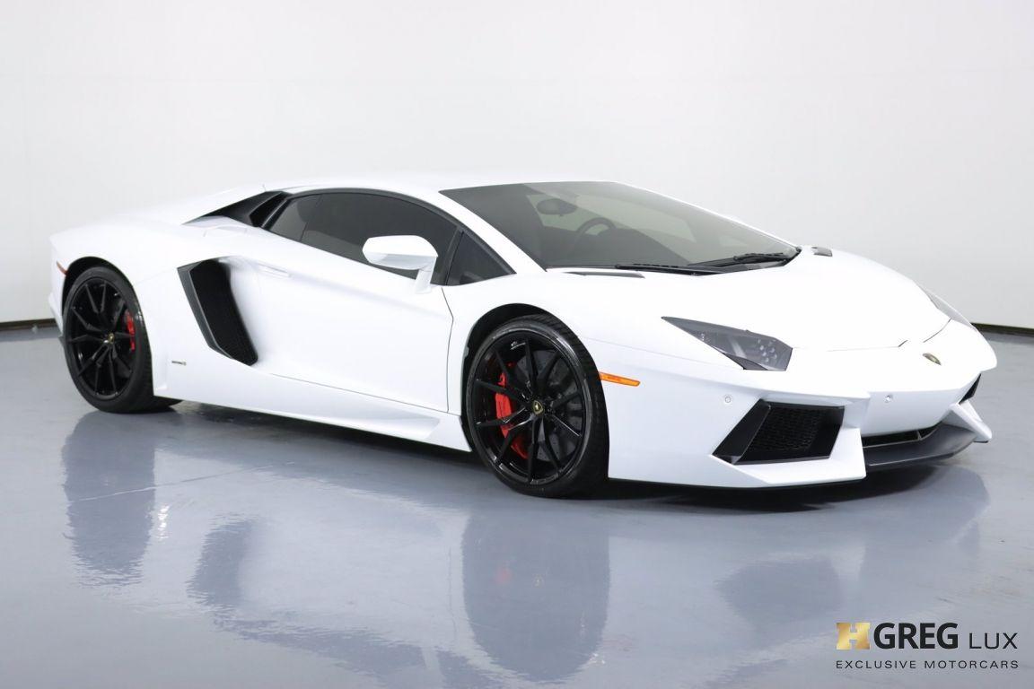 2015 Lamborghini Aventador  #10