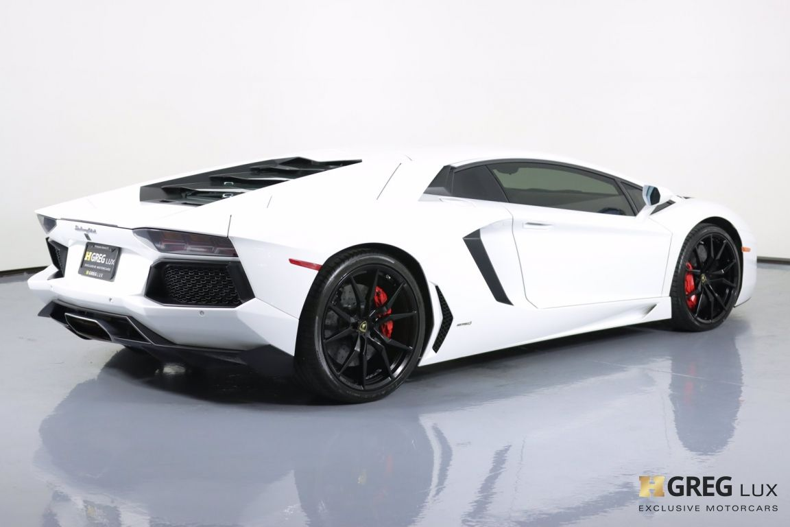 2015 Lamborghini Aventador  #16