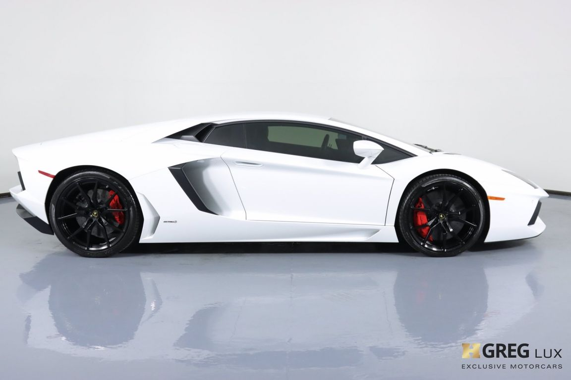 2015 Lamborghini Aventador  #11