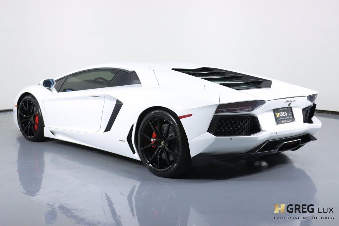 2015 Lamborghini Aventador  #21