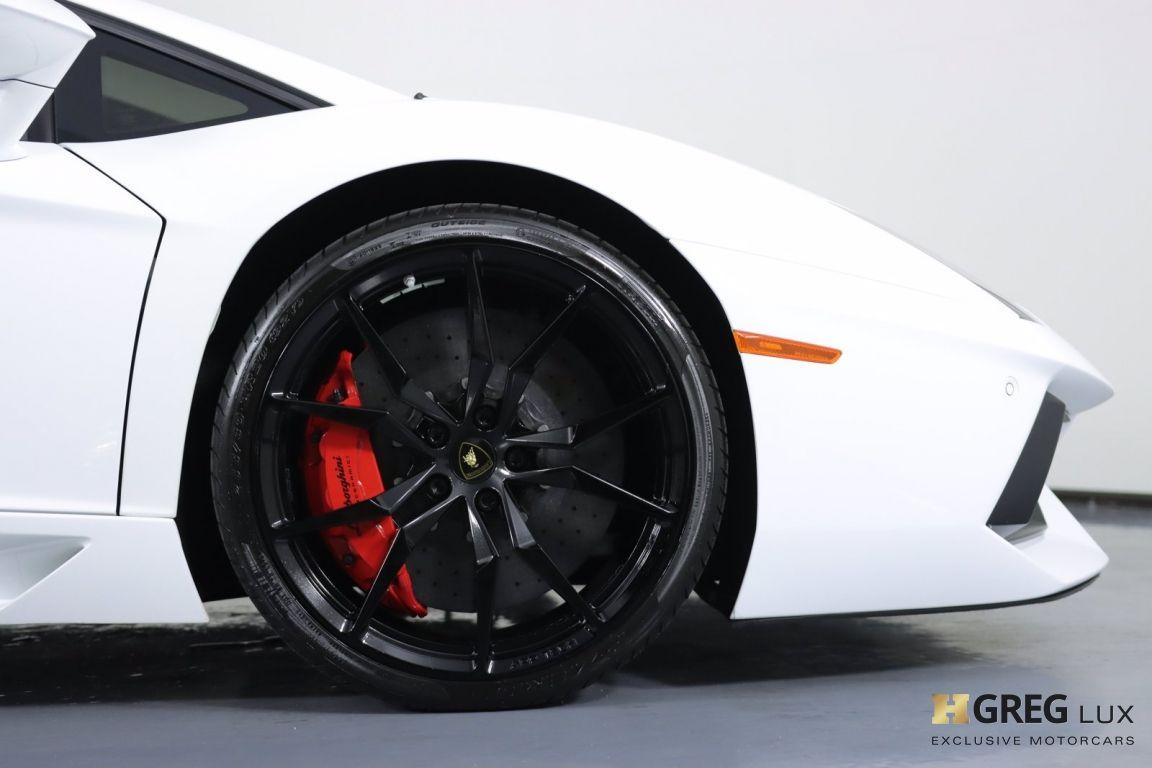 2015 Lamborghini Aventador  #12