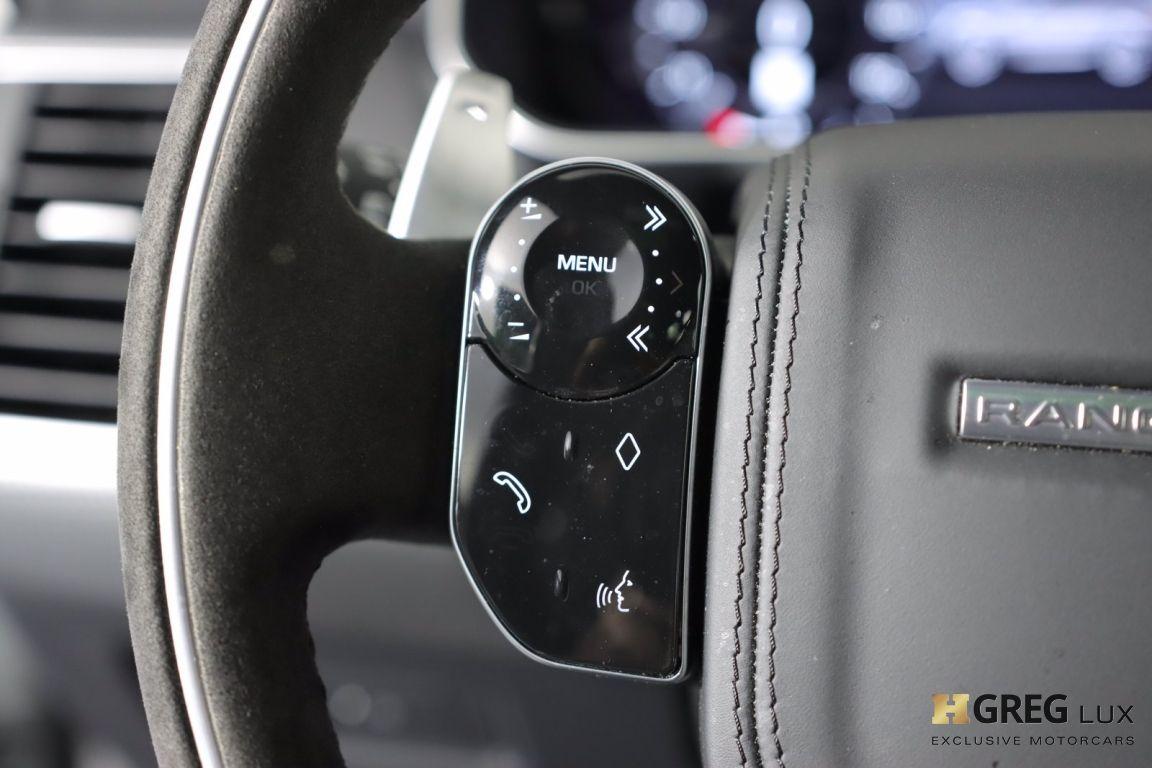 2020 Land Rover Range Rover Sport HST #48