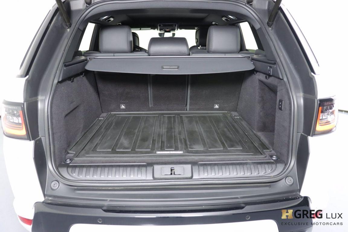 2020 Land Rover Range Rover Sport HST #51