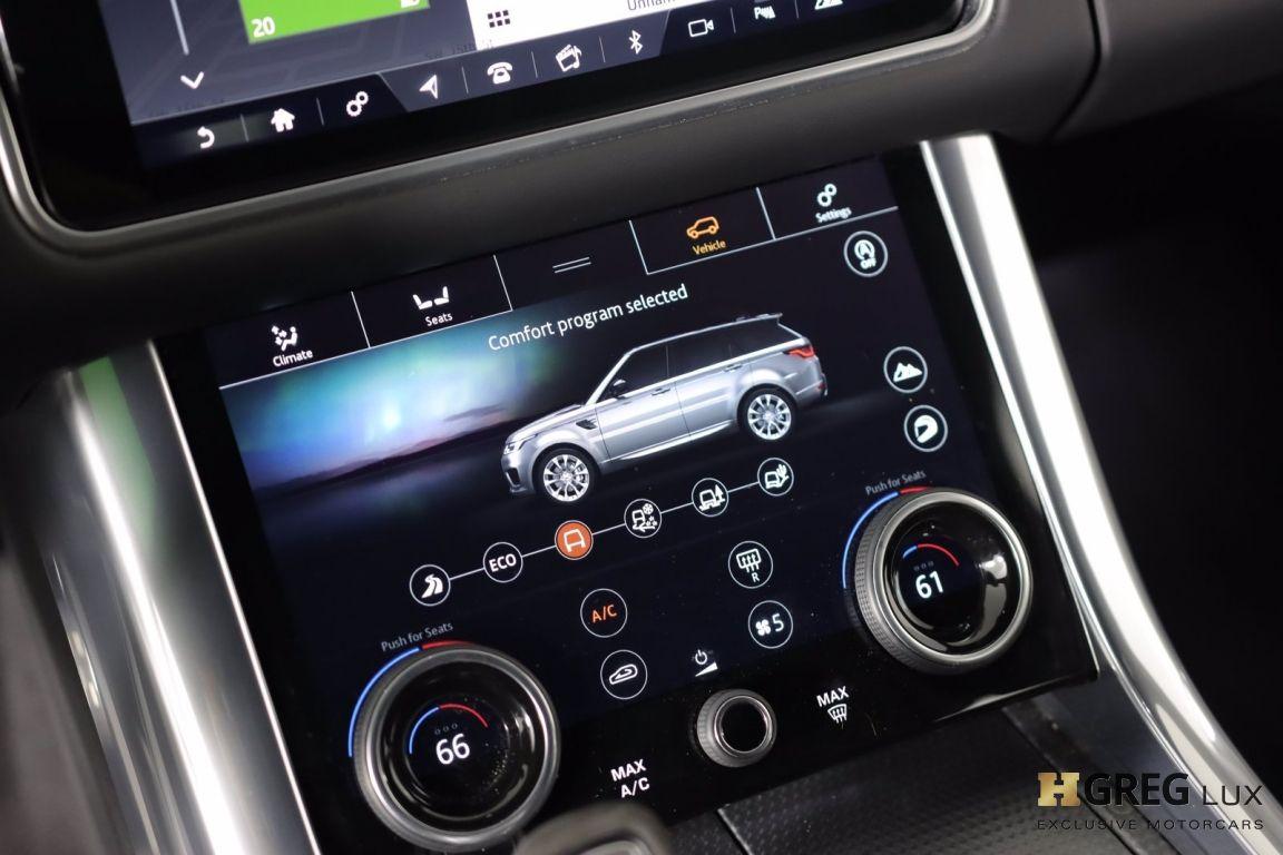 2020 Land Rover Range Rover Sport HST #41