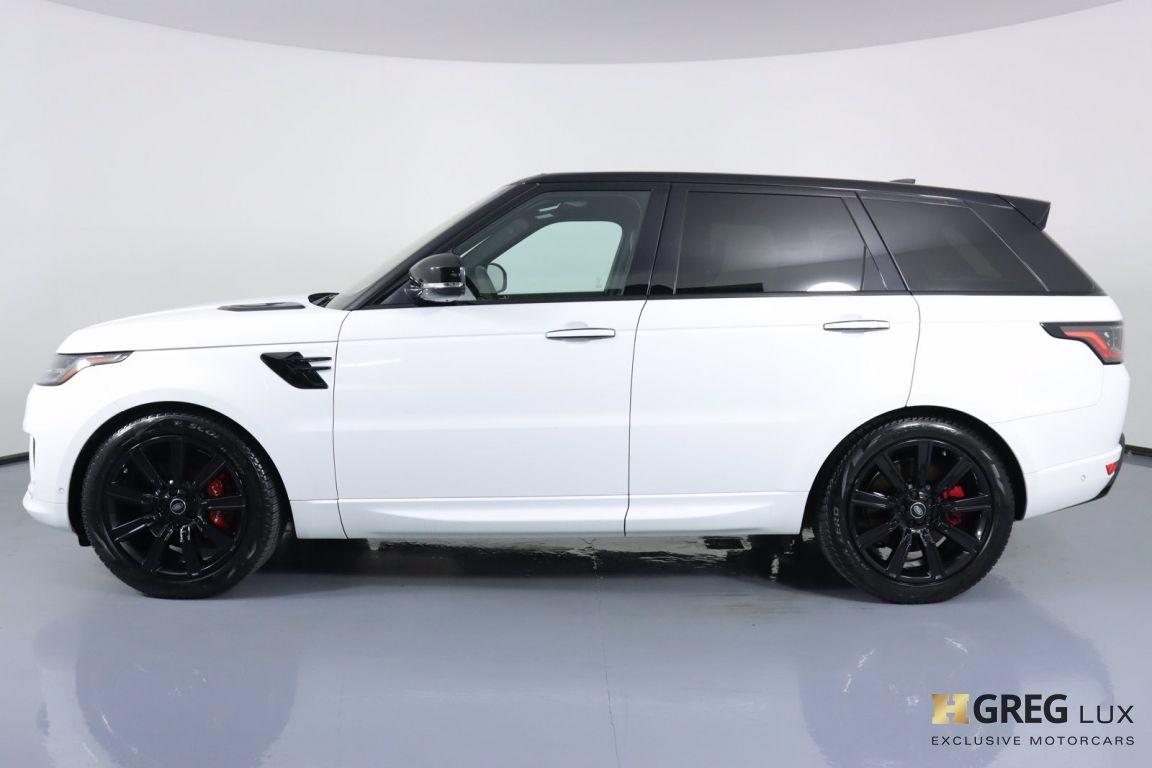 2020 Land Rover Range Rover Sport HST #21