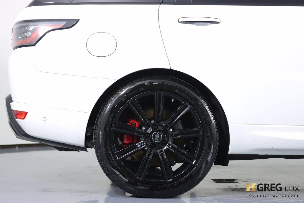 2020 Land Rover Range Rover Sport HST #13