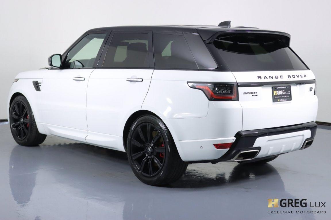 2020 Land Rover Range Rover Sport HST #20