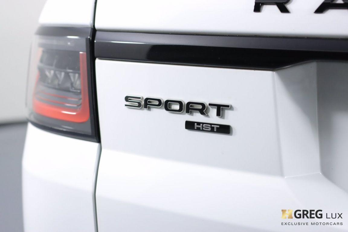 2020 Land Rover Range Rover Sport HST #19