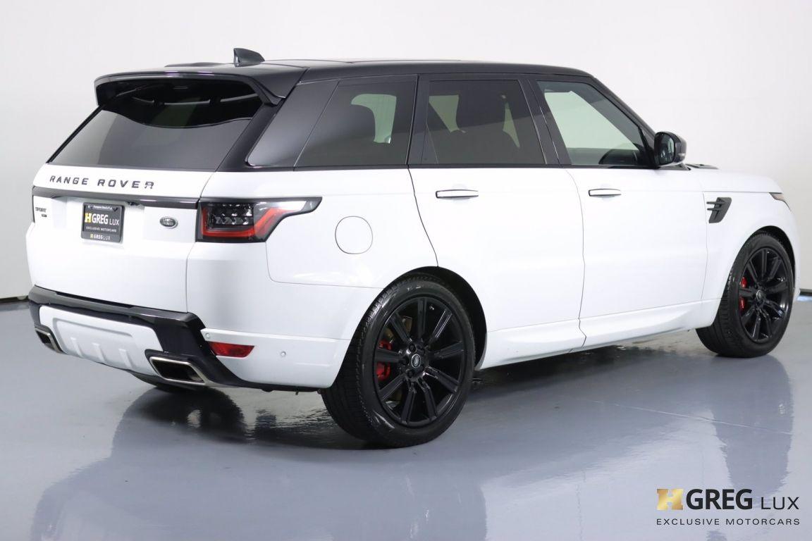 2020 Land Rover Range Rover Sport HST #15