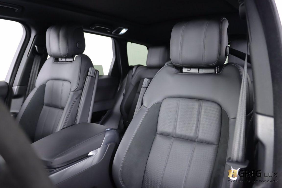2020 Land Rover Range Rover Sport HST #2