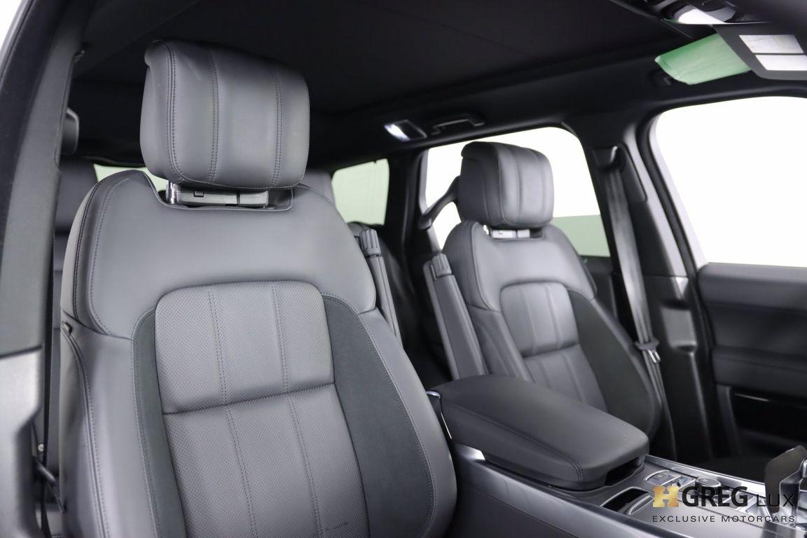 2020 Land Rover Range Rover Sport HST #32