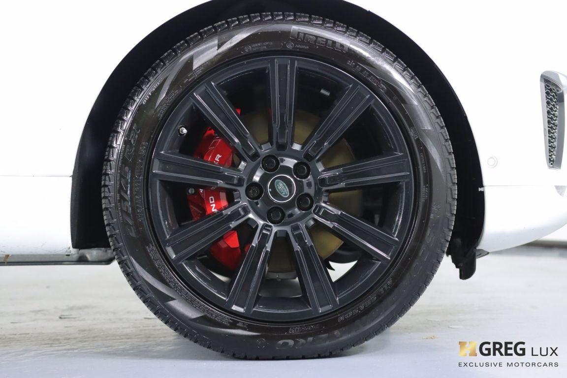 2020 Land Rover Range Rover Sport HST #12