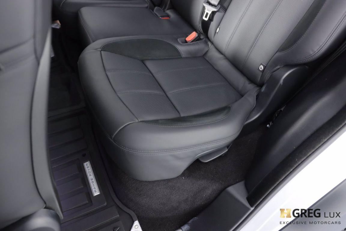 2020 Land Rover Range Rover Sport HST #31