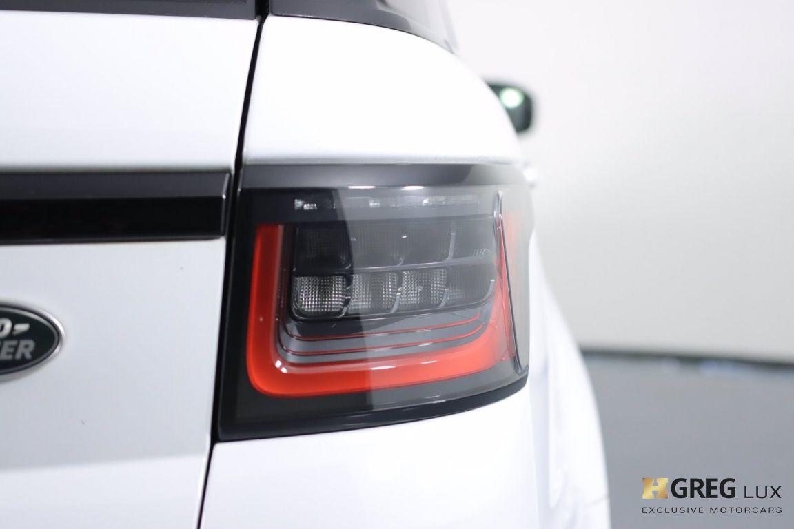 2020 Land Rover Range Rover Sport HST #18