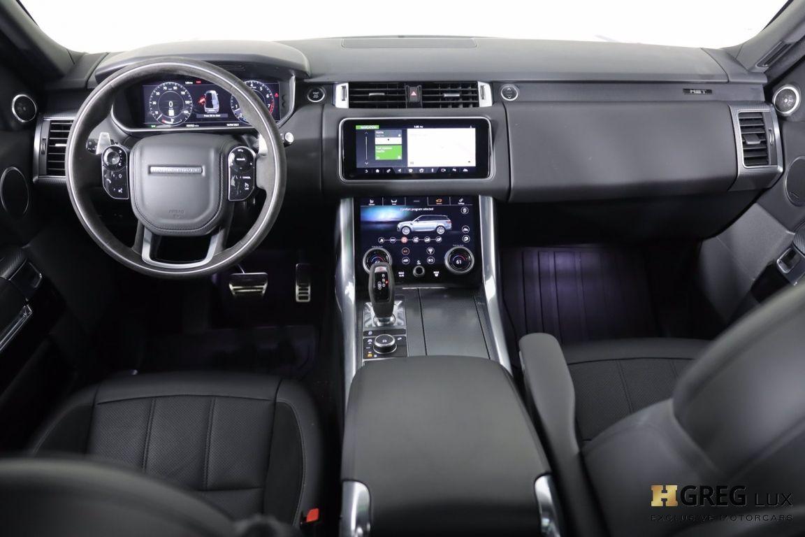 2020 Land Rover Range Rover Sport HST #50