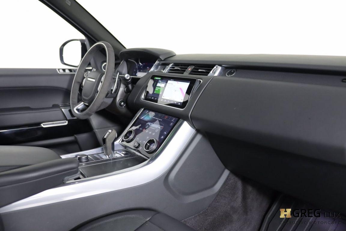 2020 Land Rover Range Rover Sport HST #28