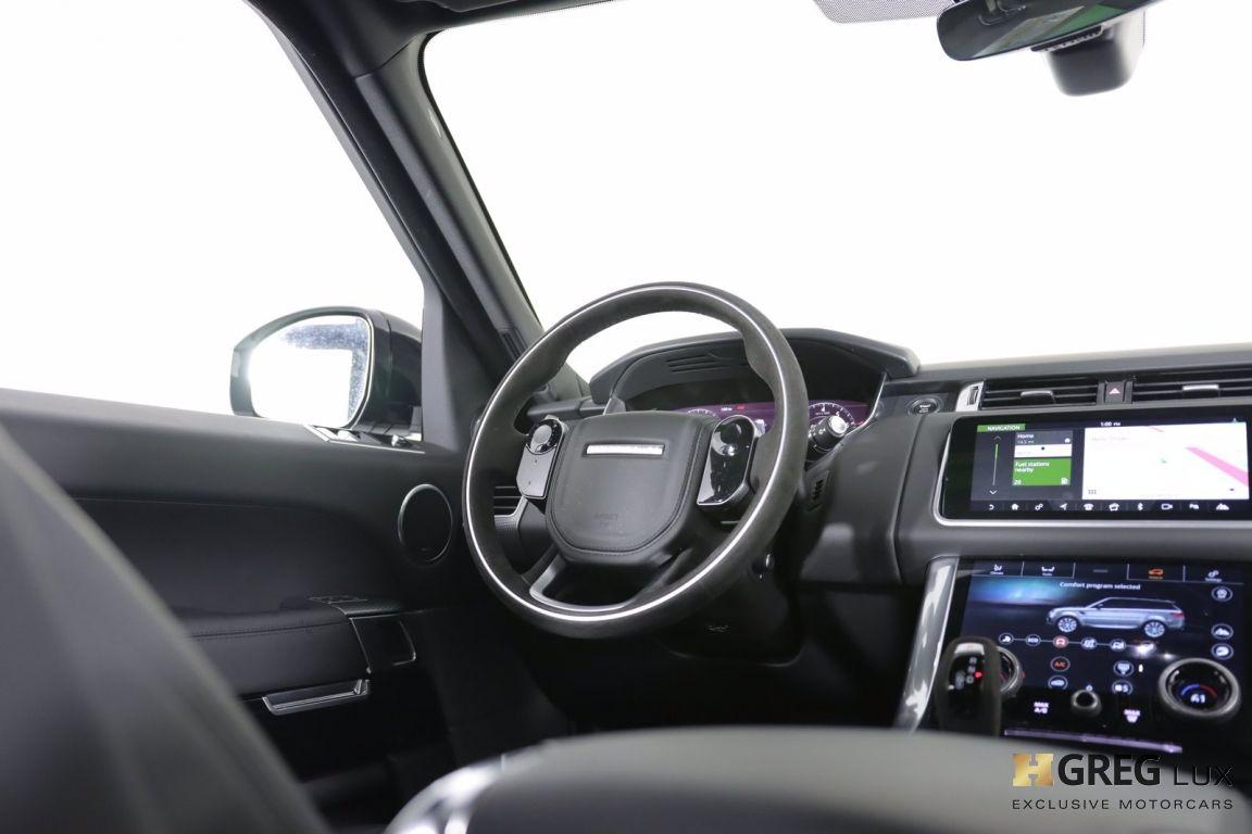 2020 Land Rover Range Rover Sport HST #46