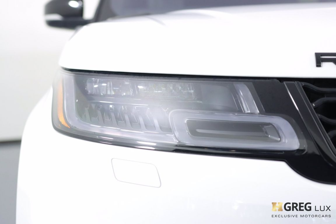 2020 Land Rover Range Rover Sport HST #4
