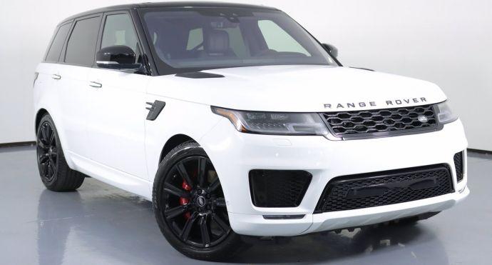 2020 Land Rover Range Rover Sport HST #0
