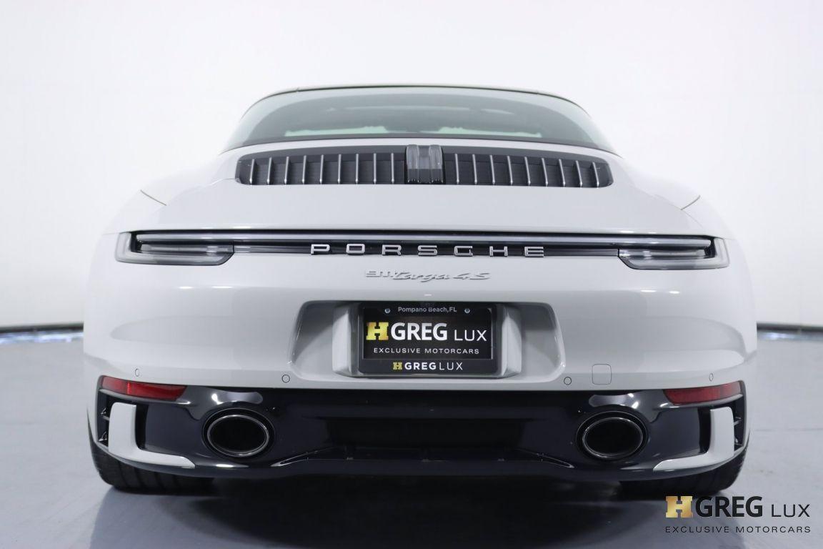 2021 Porsche 911 Targa 4S #17