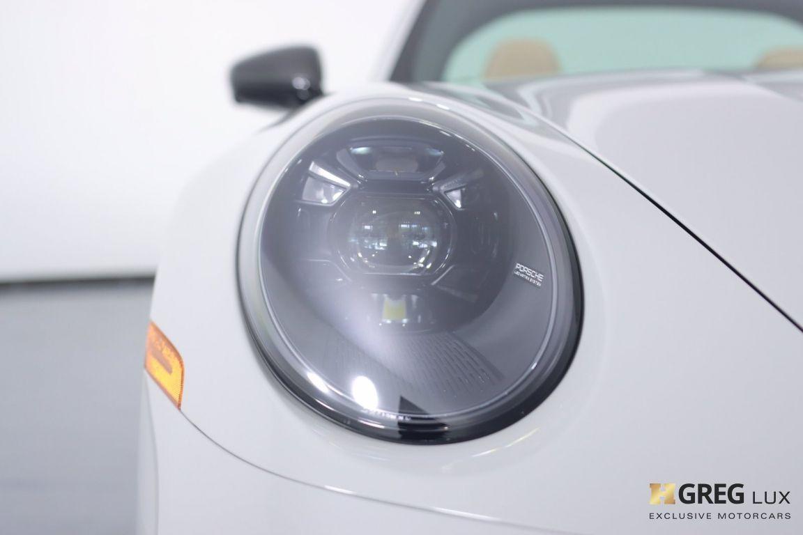 2021 Porsche 911 Targa 4S #5