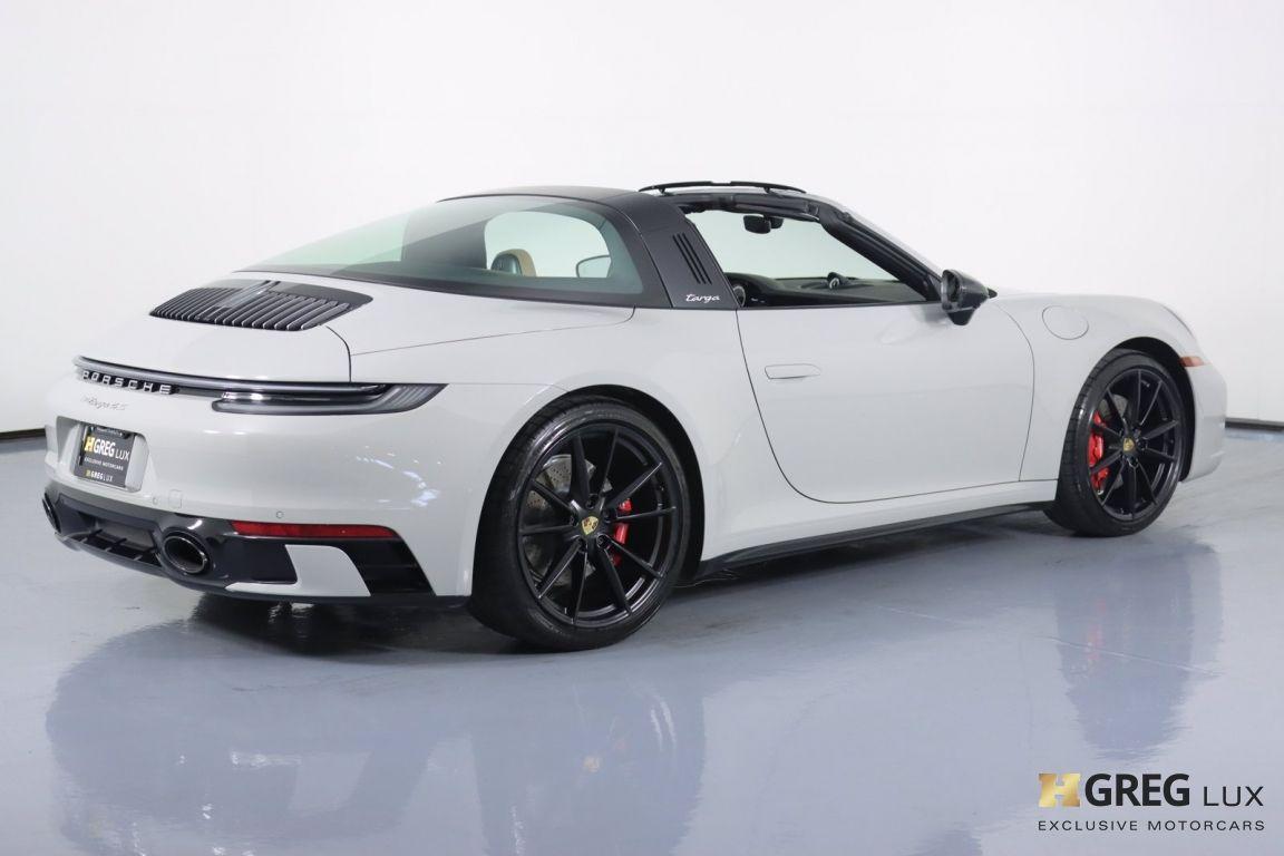 2021 Porsche 911 Targa 4S #16
