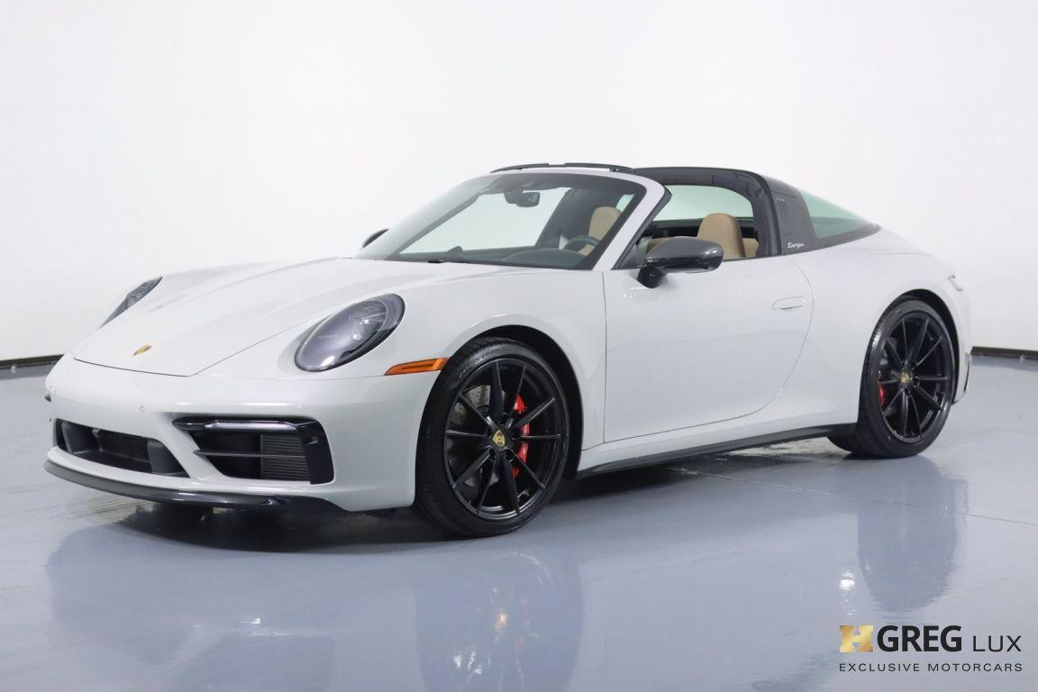 2021 Porsche 911 Targa 4S #27