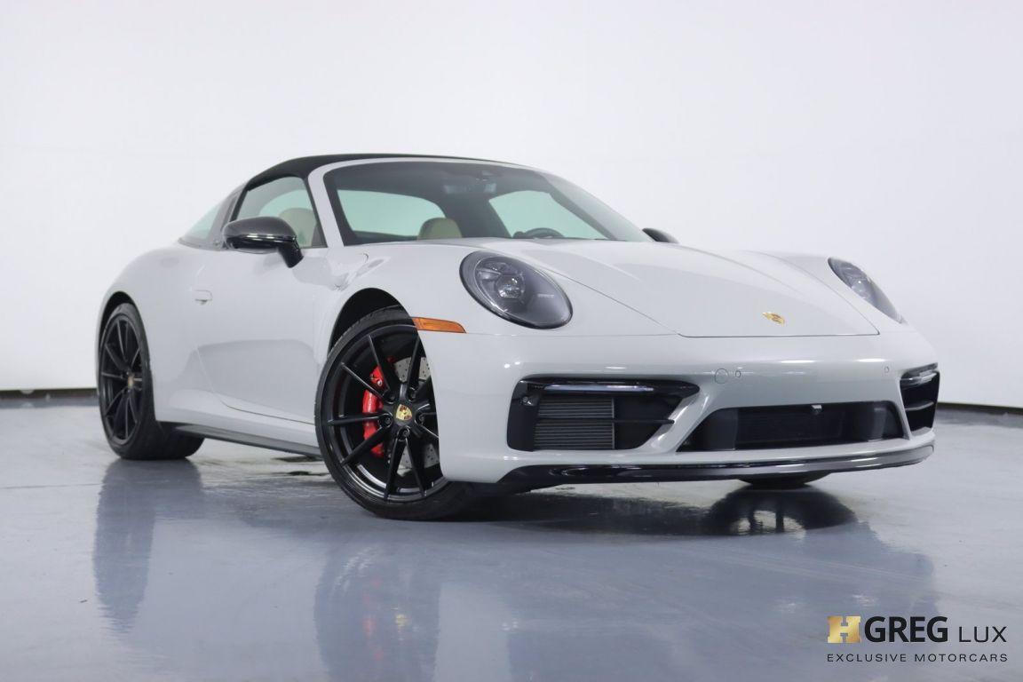 2021 Porsche 911 Targa 4S #29