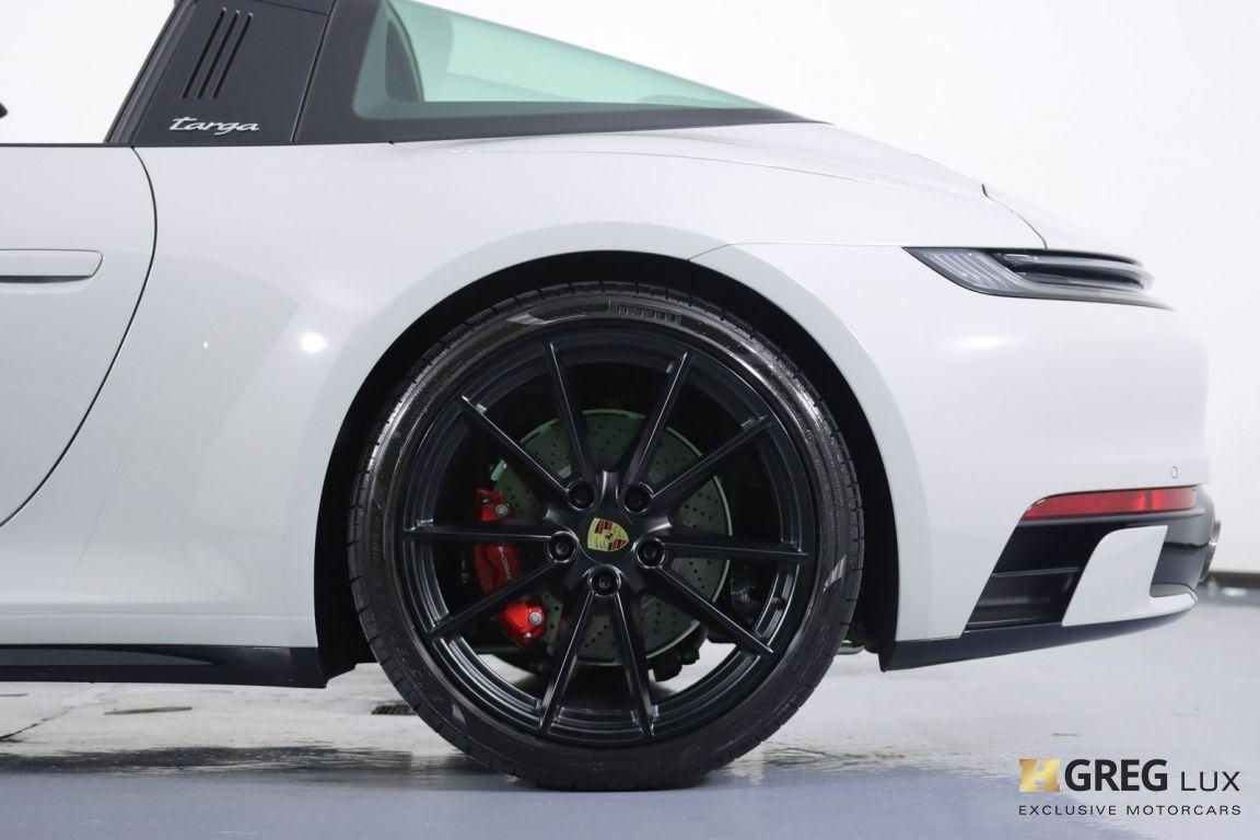 2021 Porsche 911 Targa 4S #25